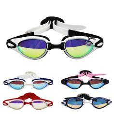 035ae63082c4 Unique Professional Adult Men Women Anti-Fog UV Swimming Goggles Swim  Glasses  Bebone