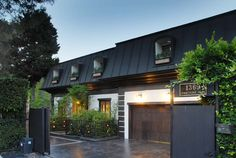 Jessica Alba's home