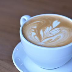 When you want a little, or you want a #latte.   #treesorganiccoffee #vancouvercoffee #yvrcoffee