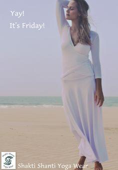 Shakti Shanti Yoga Wear beach day