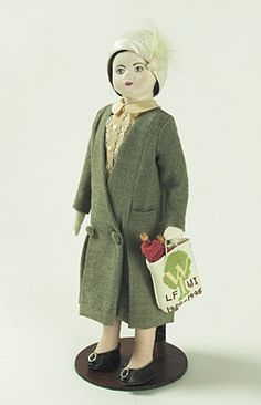 Clayton le Woods doll