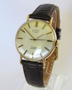 Nice Watches, Vintage Watches For Men, Antique Watches, Pocket Watches, Wrist Watches, Rotary Watches, Well Dressed Men, Automatic Watch, Top Ten