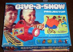 Give a show projector!