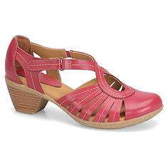 Softspots Sally | Women's - Berry M-Vege - FREE SHIPPING at OnlineShoes.com
