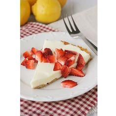 Lemon Marshmallow Tart