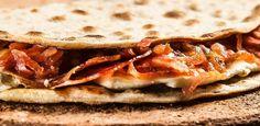 Piadina Stromboli - UOL Estilo de vida