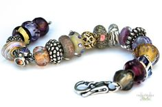 I did not create this Trollbeads design, but I like it!
