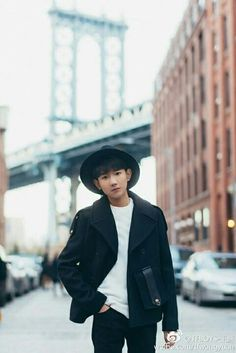 #TFBOYS Wang Yuan #vương Nguyên #roy