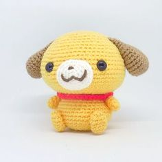 Ravelry: Puppy Dog Amigurumi pattern by i crochet things