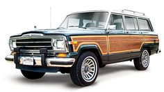 Wagonmaster Jeep Grand Wagoneer<3 for the of JEEPS!!!! this is perfection<3