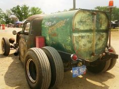 rat rod dually trucks | ... 25, 2012 Tuesday TWO-fer! - Rat Rod Nation - Rat Rod, Rat Rods