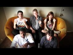 Pentatonix 'We Are Young' A Capella Cover...better than the original! Love this!