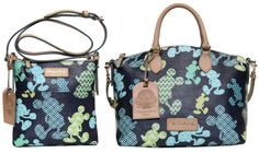 Disney 'Vinylamation' Dooney and Bourke collection.