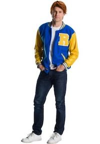 Strengthened Hoodie Riverdale Fashion Suede And Cap Mens Jacket Men's Clothing