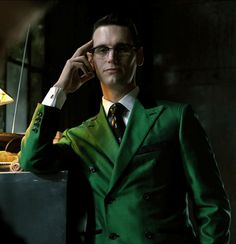 Riddle me this. Best Picture For picture Riddles For Your Taste You are looking for something, and it is going to tell you exactly what you are looking for, and you didn't find that picture. The Riddler, Riddler Gotham, Gotham Series, Gotham Cast, Gotham Tv, Batman Comic Art, Batman Comics, Batman Robin, Cory Smith