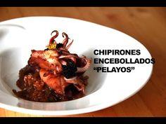 """CHIPIRONES ENCEBOLLADOS """"PELAYOS"""" - YouTube"""