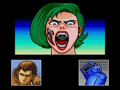 Post with 85 votes and 85876 views. Snatcher: A Visual Analysis (Sega CD) Cyberpunk Games, Sega Cd, Video Game Art, Art Direction, Pixel Art, Gaming, Image, Design, Videogames