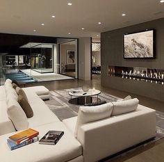 LUXURIOUS MODERN SPACES #LUXURYDESIGN