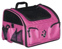 .49-.99 The Pet Gear 3-In-1 Bike Basket is the most convenient way to travel with your small pet. The sleek design and color options offer something for everyone! You can carry it over your shoulder while you shop; secure it with the seat belt in your car for a safe trip to the vet; take it on the plane while on vacation. The Pet Gear 3-In-1 now comes with a free universal bike adaptor t ...