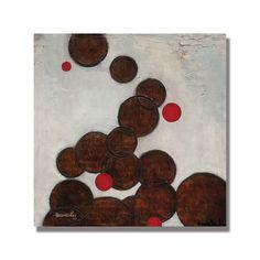 "Trademark Fine Art Alexandra Rey 'Windows Into the Past' 24"" x 24"" Canvas Art"