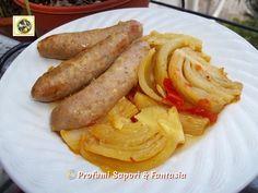 Salsiccia e finocchi in umido allo zafferano  Blog Profumi Sapori & Fantasia