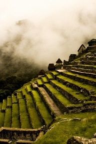 Places To Go, Ya Know... - Machu Picchu, Peru - #travel #honeymoon #destinationwedding