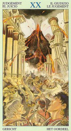 Judgement - Tarot of Atlantis