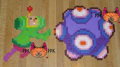 PPK - Prince of the Cosmos and Katamari by PixelPumpkinKitty, via Flickr