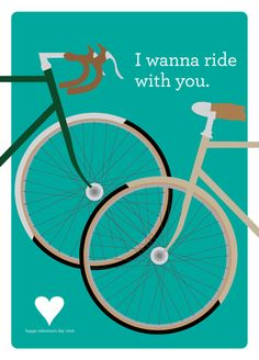 freshwash:    Here's the full Valentine, just in time for the festivities to start. If you feel so inclined, go leave a positive comment in my favor at lovelybike.blogspot.comI may just win a bicycle if mine is chosen!  Happy Valentine's Day tumblr!