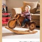 Motorcycle rocker woodworking plans