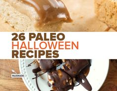 From Milky Way to Twix to Butterfingers, we've compiled a recipe compilation of Paleo treats that will keep you healthy this Halloween! Paleo Recipes, Low Carb Recipes, Sweet Recipes, Whole Food Recipes, Snack Recipes, Gluten Free Treats, Healthy Treats, Healthy Desserts, Healthy Life
