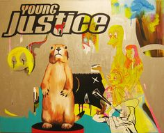 """""""Young Justice"""""""