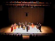 Mendelssohn Octet 3rd movement: Scherzo