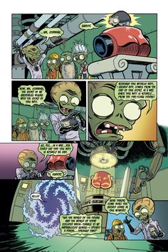 Preview: Plants Vs. Zombies: Garden Warfare #1, Plants Vs. Zombies: Garden Warfare #1  Story: Paul Tobin Art: Jacob Chabot Cover: Jacob Chabot Publisher: Dark Horse Publication Date: October 2...,  #All-Comic #All-ComicPreviews #Comics #DarkHorse #JacobChabot #PaulTobin #Plantsvs.Zombies:GardenWarfare #previews