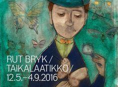 Rut Bryk / Taikalaatikko | EMMA - Espoon modernin taiteen museo 2016 näyttelyt Helsinki
