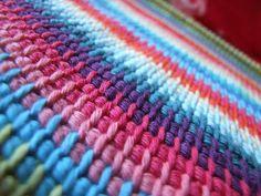 25 Beste Afbeeldingen Van Tunisian Crochet Tunisch Haken