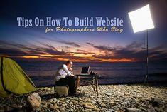 Tips on How to Build Website for Photographers Who Blog