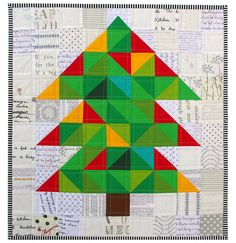 Red Pepper Quilts: Search results for Christmas tree quilt