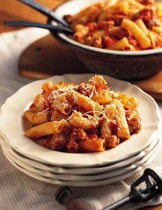 Italian cuisine- chicken sausage?!