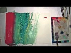 TerraSkin Paper Painting: Part 1 - An Introduction [HD] http://www.craftylady.com
