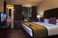Sky Classic King Room. For reservations: Phone: +97143230111, Fax: +97143230222 E-mail: marketing.rose@rotana.com Web: http://www.rotana.com/roserayhaanbyrotana