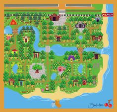 """zbithound165: """"french-dream-crosses: """" Bombidou Dream Address: 7700 - 6193 - 1302 It's been a while since I did any acnl art, so I thought that since I released my dream address today, it would be appropriate to draw a map of Bombidou. The paths..."""