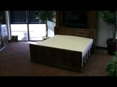 This video explains the operation of Wilding Wallbed's Power Wallbed.