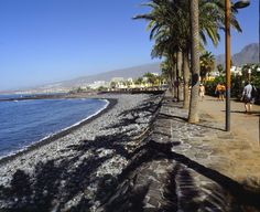 Correa + Estevez Arquitectura - Paseo Maritimo de Las Americas - Tenerife - Paisajismo Tenerife, Spain, River, Beach, Outdoor, Santa Cruz, Architectural Firm, Landscaping, Walks