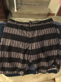 8f3362459f See more. Vans Vanphibian Series Board Shorts Men's Black Striped Size Med  Worn Once #fashion #clothing
