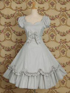 824085dd06f I followed cute little rabbit. Cheap DressesDresses For SaleBlue DressesLolita  DressLolita ...