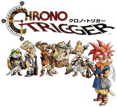 Chrono Trigger. Another favorite and timeless RPG.