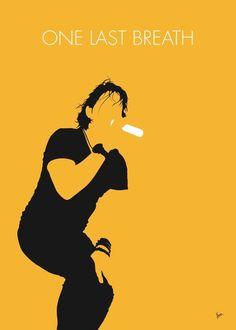 Minimalist Poster Silhouette Music Band Heads Minimal Corey Taylor SLIPKNOT
