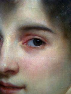 William A. Bouguereau - détail