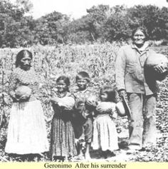 Geronimo as a farmer in Oklahoma after his surrender. Geronimo as a farmer in Oklahoma after his surrender. Native American Photos, Native American Tribes, Native American History, American Indians, Native American Cherokee, Geronimo, By Any Means Necessary, Oklahoma, Native Indian